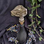 Stela Ceramics butelio kamšis Žuvis