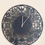 EtnoDesign laikrodis Pilnatvės laikas (Ø 32 CM)